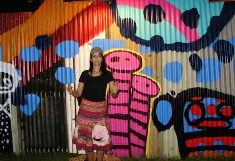 Valerie Kullack Australian Visual Art Bangalow Australia
